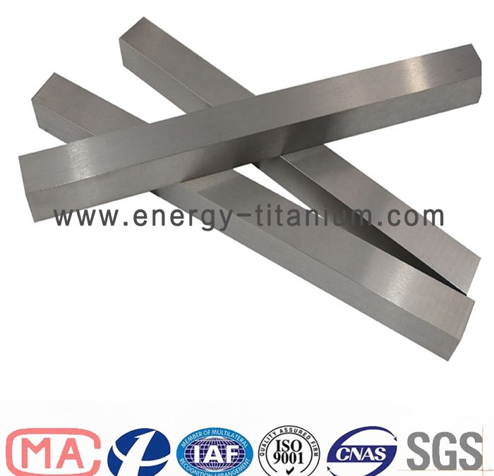 ASTM B348 titanium alloy bar