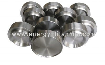 high purity forged industrial titanium target 99.999%